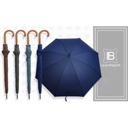 Deštník Laura Biagiotti 1 tmavě modrá
