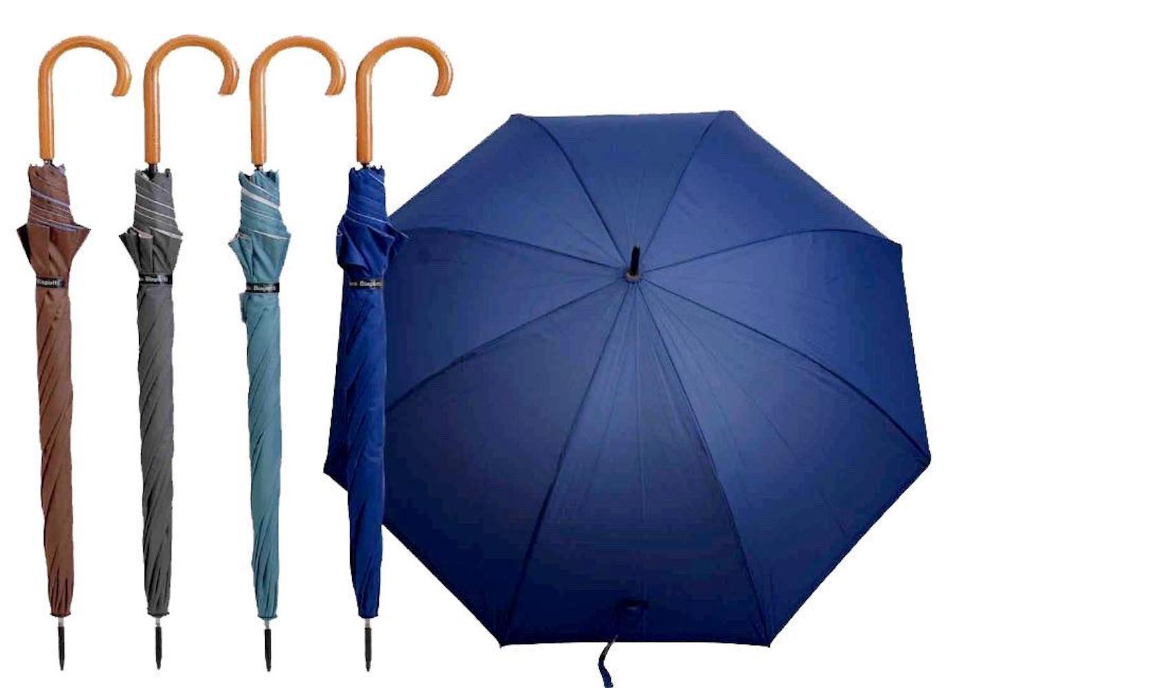 Deštník Laura Biagiotti 1 smaragdová