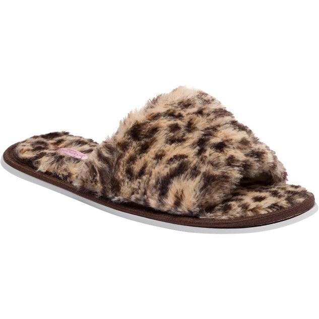 Leopardí bačkory Camomilla hnědá 38 - 39