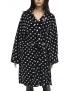Černý kabát W17IA28