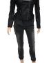 Černé jeans Wiya W17IA29