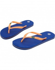 Blue flip flops Rossini