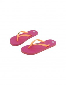Pink flip flops Rossini