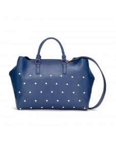 Modrá kabelka Camomilla