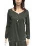 Zelené tričko Wiya W17IA21