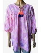 Růžová košile WE38