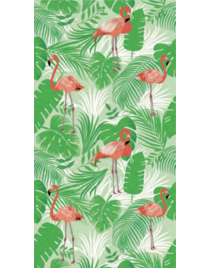 Multicolour Beach Towel Amazzonia