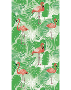 Multicolour Beach Tropical Towel