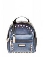 Šedo modrý batoh Alex