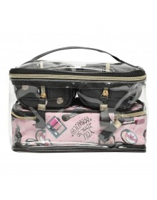 Set of 3 Beauty Cases