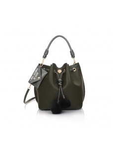 Green bag Le Pandorine