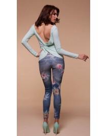 Jeans legíny