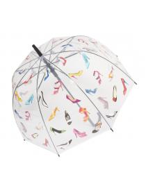 Růžový deštník Charro